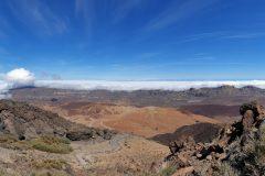 Údolí pod Teide