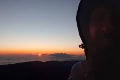 Radost při východu slunce